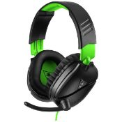 (R14D) 4x Turtle Beach Xbox Wired Gaming Headset. 3x Recon 50X. 1x Recon 70X.