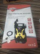 (R14H) 1x Auto Drive High Pressure Washer 1500W (RRP £65).