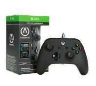 (R14C) 5x Power A Xbox One & Windows 10 Enhanced Wired Controller RRP £29.99 Each. (3x Sapphire Fa