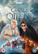 (R14B) 28x Mixed New, Sealed DVDs. To Include Good Omens, Jack Ryan, Tower Heist, Cats. Victoria &