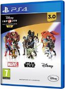 (R14A) 3x Items. 1x PS4 Disney Infinity 3.0 Game (New, Sealed). 1x Xbox One Fallout 76. 1x PS4 Leg