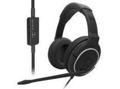 (R14D) 8x Venom Nighthawk Stereo Gaming Headset.