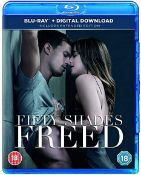 (R14E) 14x Blu Ray Movies (Some With Added Digital Download). 3x Fifty Shades Freed. 2c Snow White