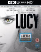 (R14E) 10x 4K Ultra HD / Blu Ray & Digital Download Movies (RRP £19.99 Each HMV). 2x Lucy. 2x Fast