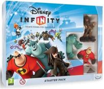 (R14B) 3x Disney Infinity Nintendo 3DS Starter Pack (Currently £26 Each Amazon). New, Sealed Items.
