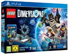 (R14B) 1x PS4 Lego Dimensions Starter Pack (71171). New, Sealed Item – Currently £133 Amazon. Sligh