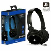 (R14C) 5x PS4 Items. 1x PRO4-70 Stereo Gaming Headset. 2x PRO4-10 Stereo Gaming Headset. 1x Venom