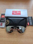 Ray Ban Sunglasses ORB8313 003/40 2N
