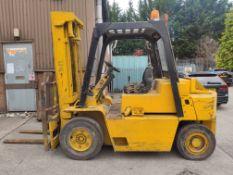 Caterpillar V80E 4 Tonne Diesel Forklift - Starts, Drives