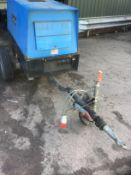 Gen Set Welder 400 amp