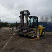 2013 Yale GDP80DC Forklift