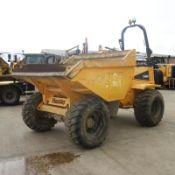 2007 Thwaites 9 Ton Dumper