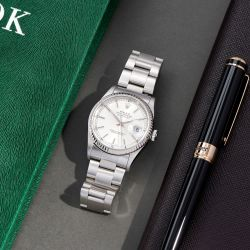 Luxury Preowned Watches I Including a Rare Grey Dial Patek Philippe Nautilus   Free UK Delivery & 24 Months Warranty