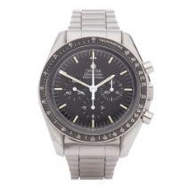 Omega Speedmaster Chronograph Stainless Steel Watch 145.022 ST 74
