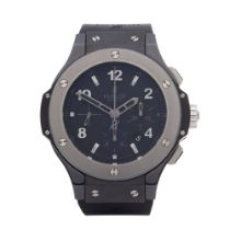 Hublot Big Bang Chronograph Ceramic Watch 301.CT.130.RX
