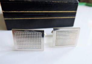 Vintage Sterling Silver Cufflinks 7.7 grams