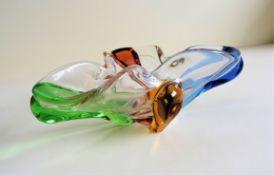 Frantisek Zemek Art Glass Bowl Rhapsody Collection