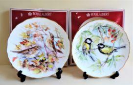Royal Albert Bone China Decorative Plates