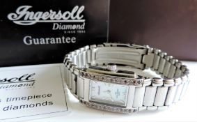 Ladies Ingersoll Gems Diamond Watch