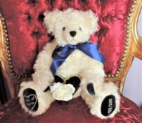 Hermann Bear Diana Queen of Hearts Musical Bear Candle in the Wind