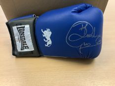 Herol Graham Signed Boxing Glove