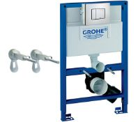 Grohe Grohe Rapid SL 3 In 1 Set For WC With Flushing Cistern