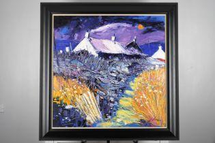 Large Original Oil on Canvas by John Lowrie Morrison (Jolomo)