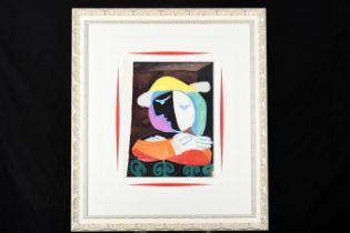"""Pablo Picasso Limited Edition from the """"Marina Picasso Collection"""""""