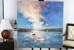Large Original Impressionist Painting