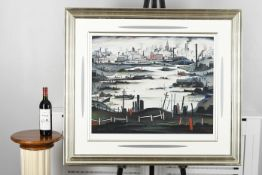 L.S. Lowry Limited Edition One from a published Edition of only 35.