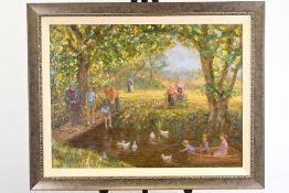 Sheila Tiffin Original Painting