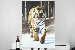 Limited Edition on Canvas by Gary Stinton