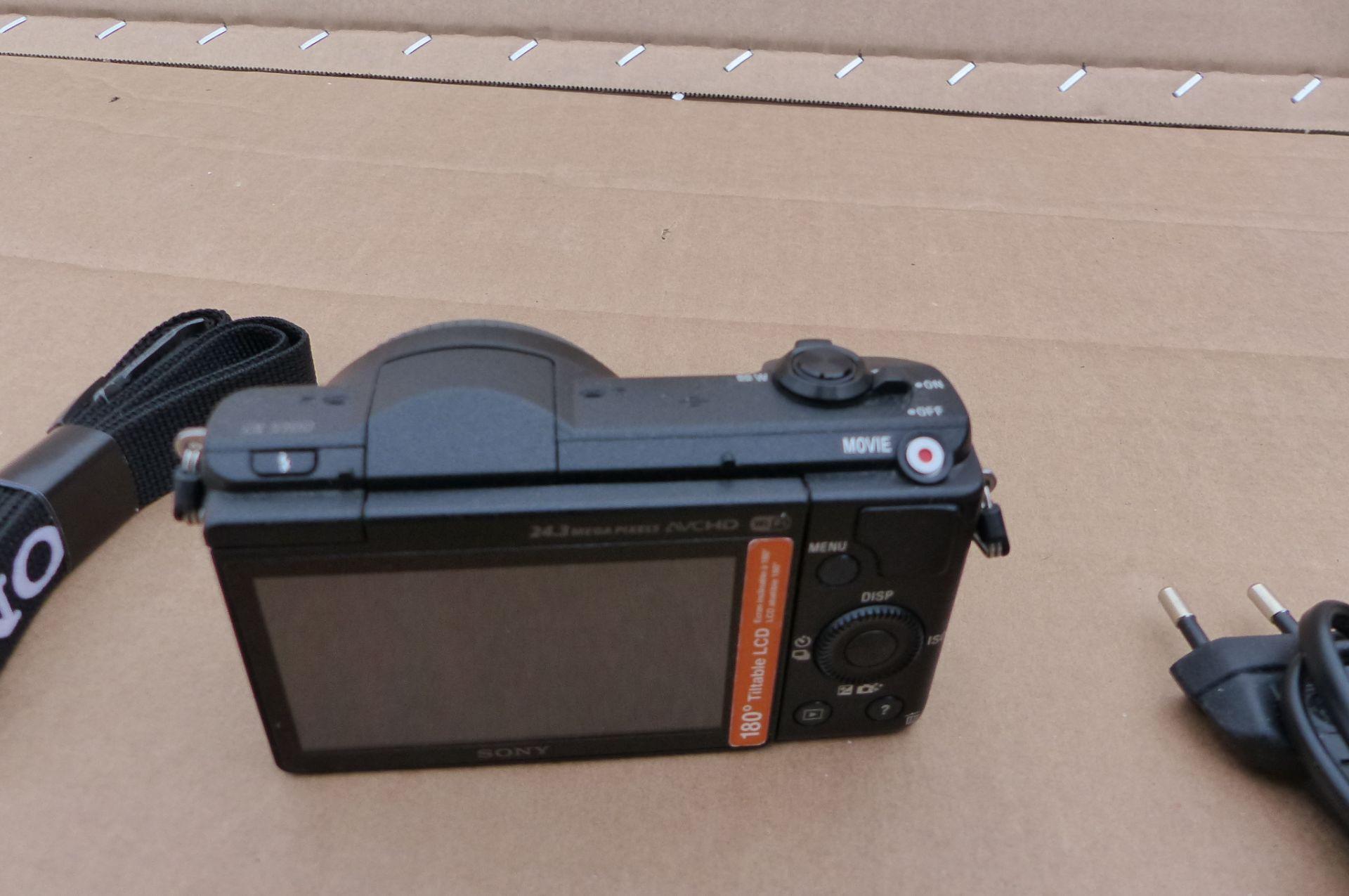 Sony 5100 camera - Image 3 of 3