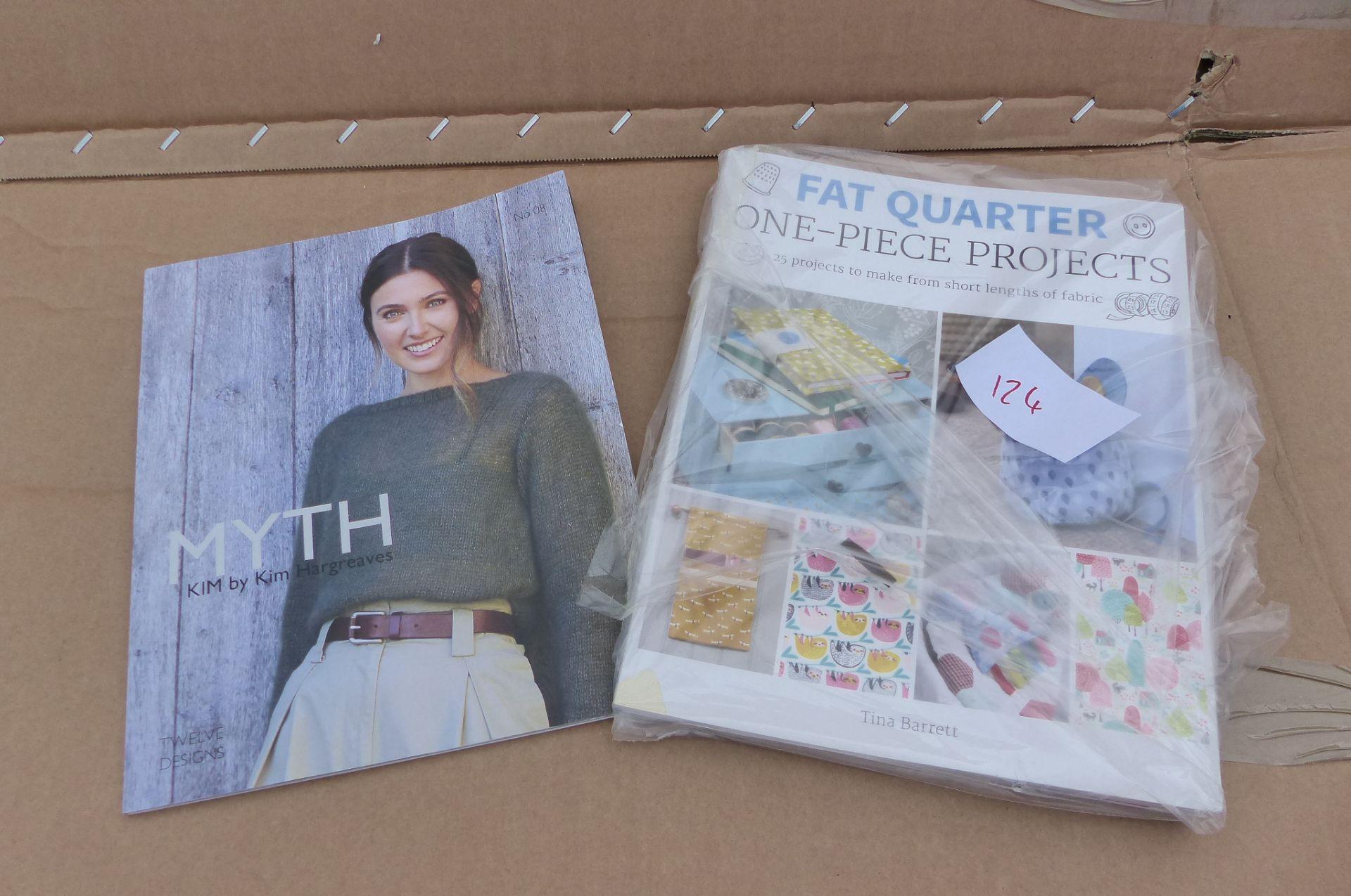 2 Craft Knitting Pattern Books