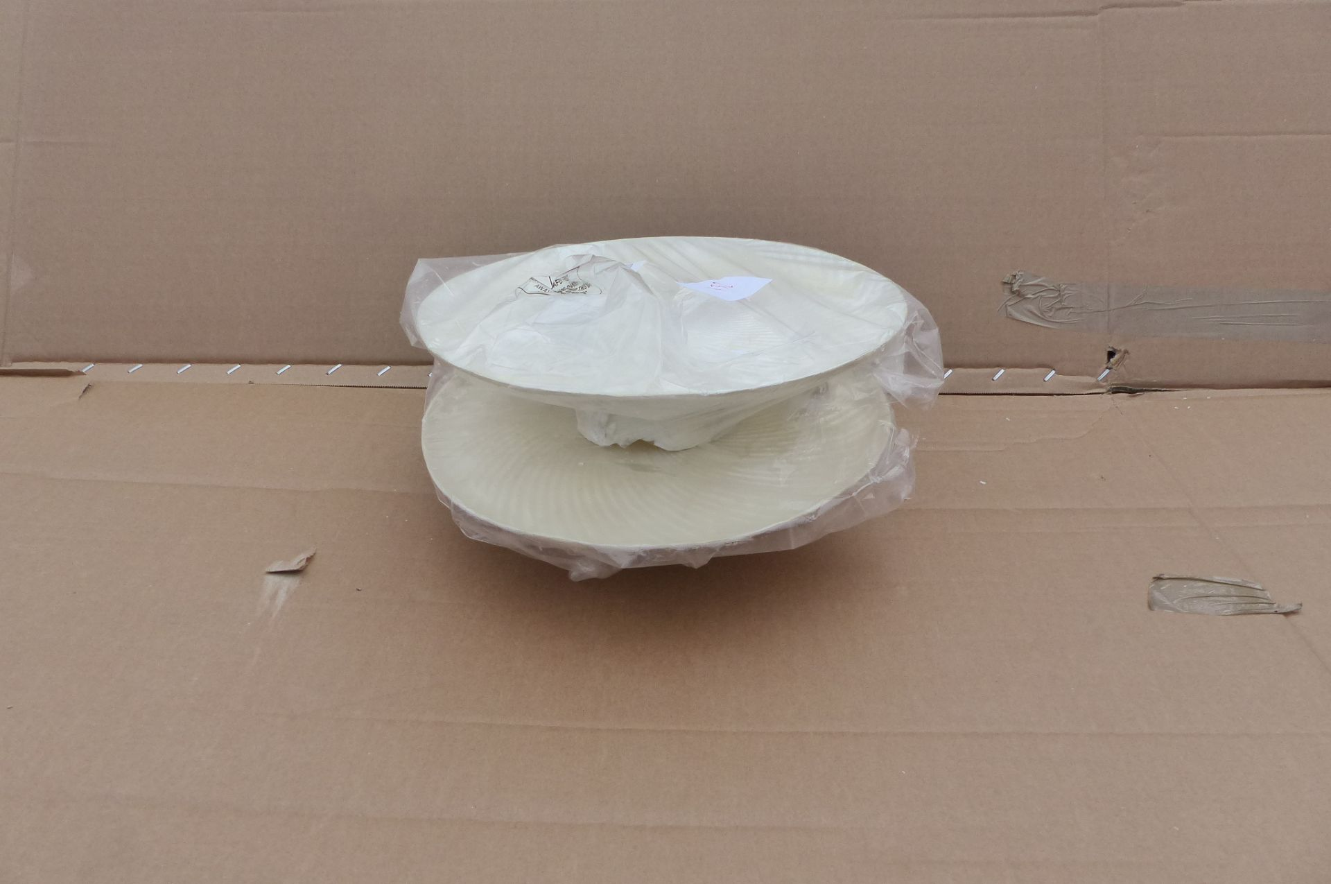 2 Anthropologie Cake Stands