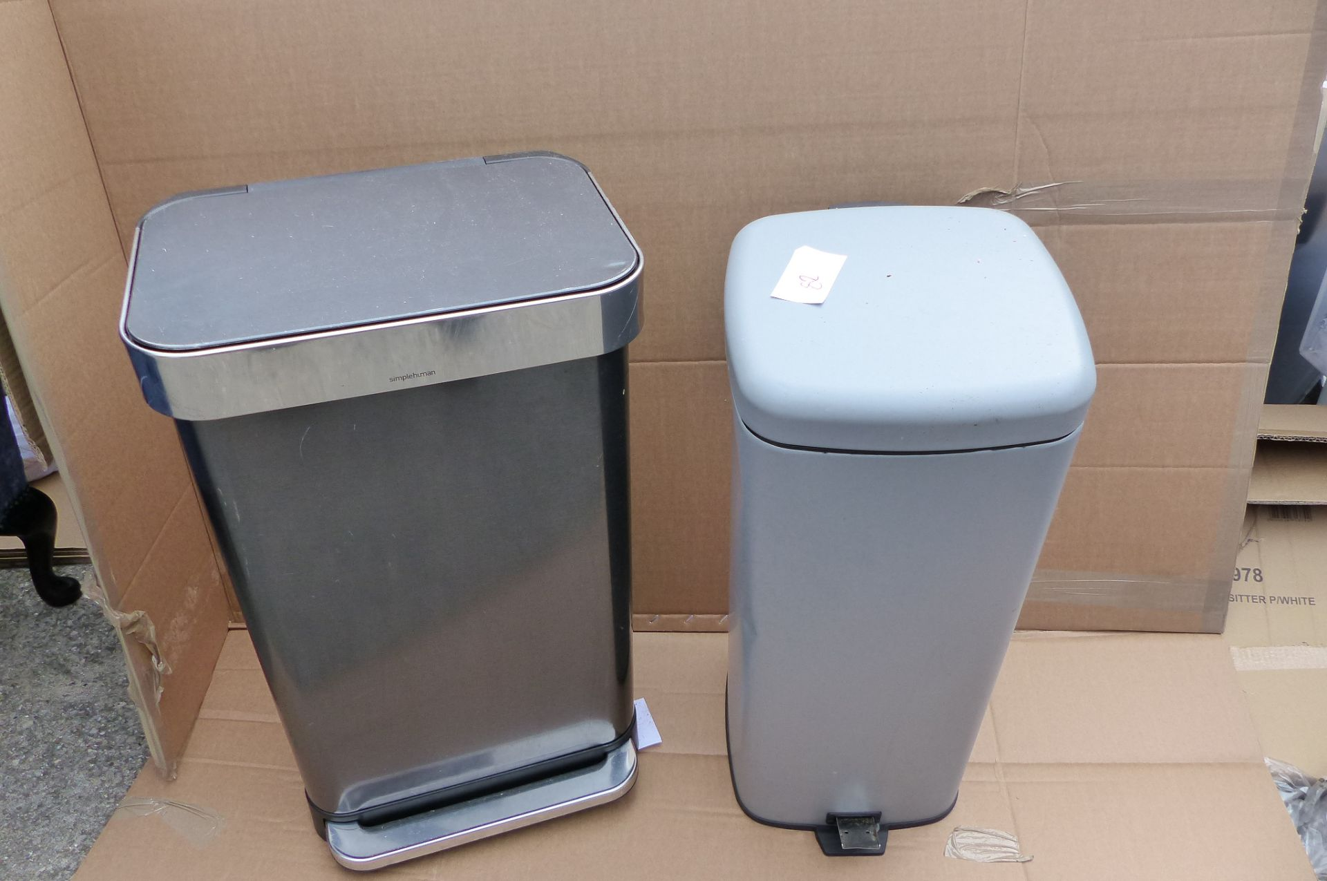 3 Recycling Bins *COLLECTION ONLY*