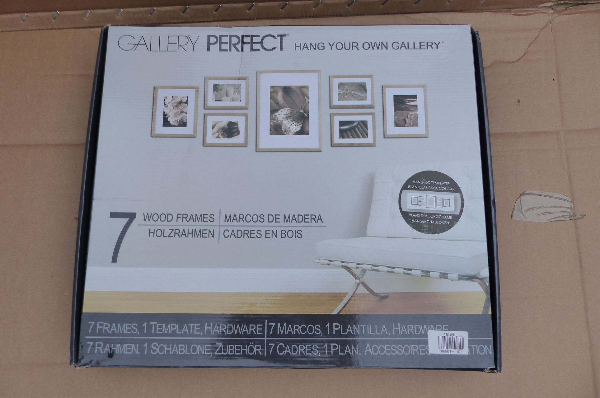 Gallery Perfect picture hanging frames