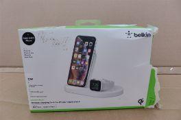 Belkin Wireless charging dock for iPhone or Apple watch