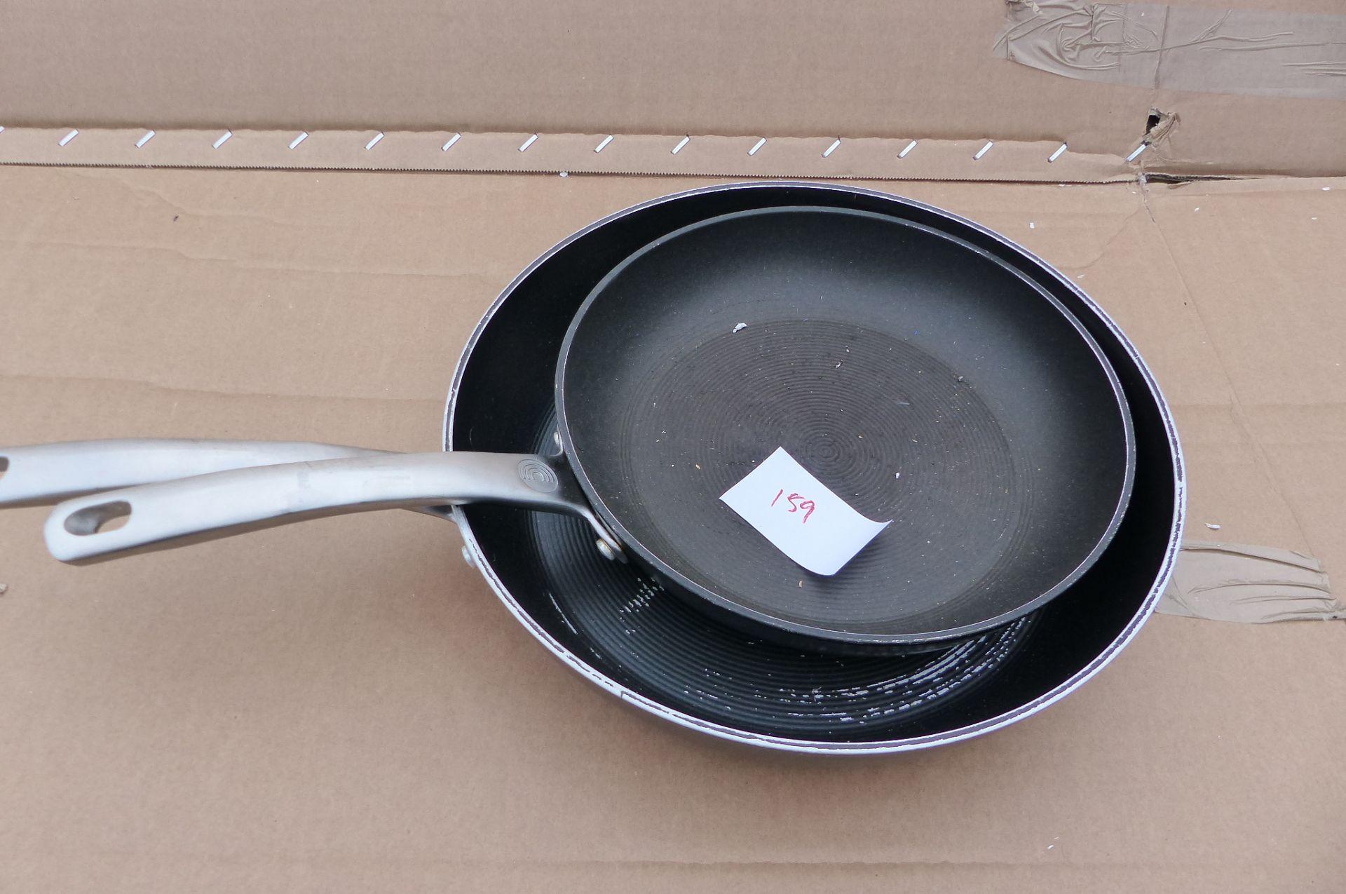 2 Circulon Frying pans