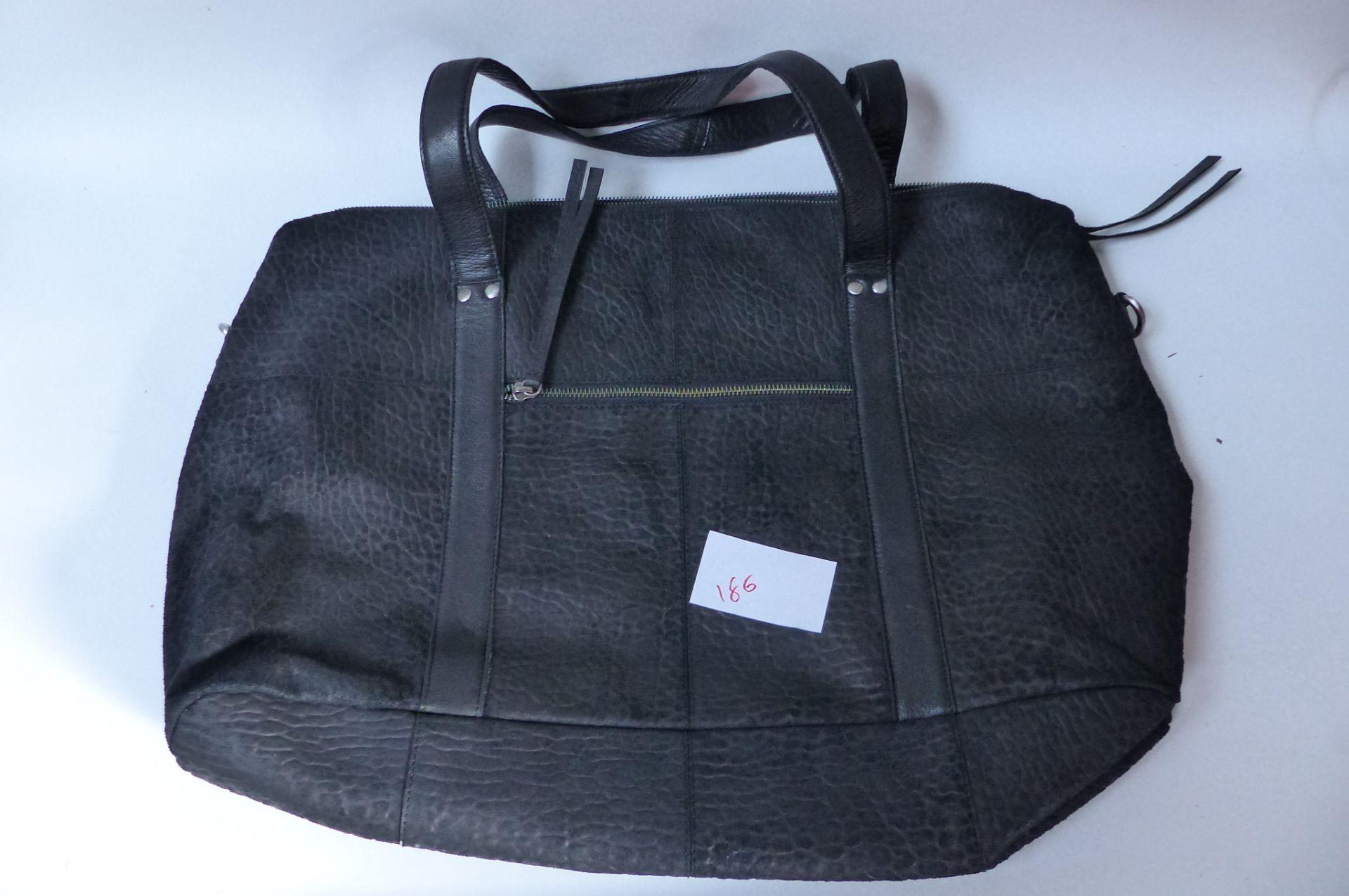 Pieces black bag SKU186