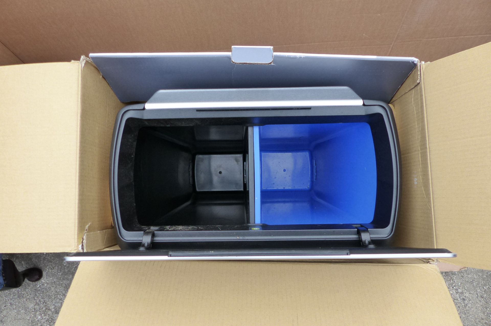 Simplehuman Recycling bin - Image 3 of 3