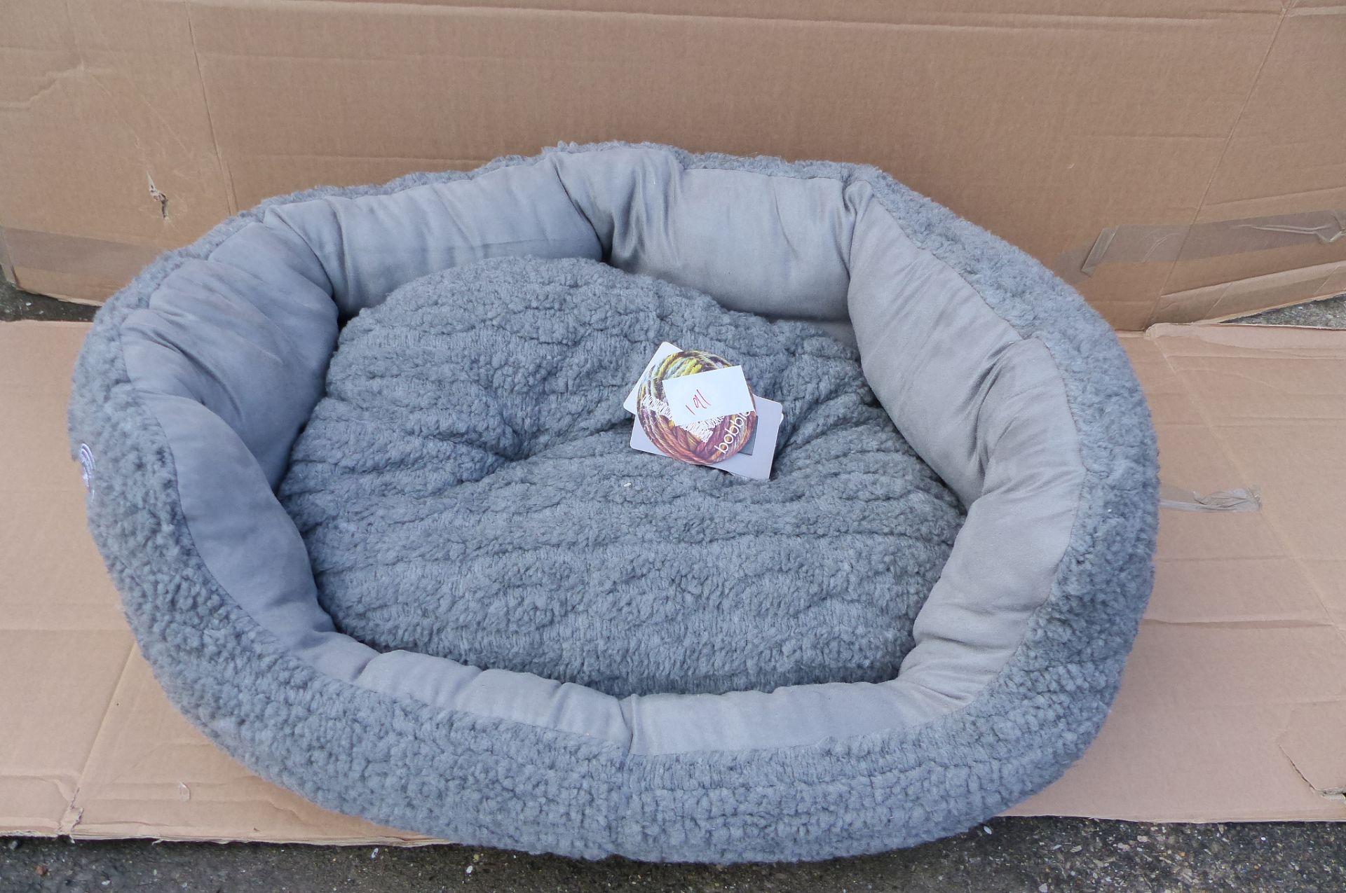 Danish Designs lux slumber dog bed 30 inch SKU191