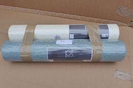 2 x Prestigious Textiles Vinyl Wallpaper Moonstone 1652/593 & Opal 1652/648