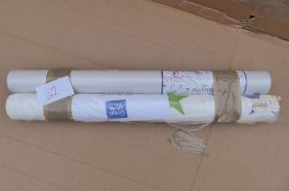2 Rolls of Wallpaper Galerie & Great Little Trading company