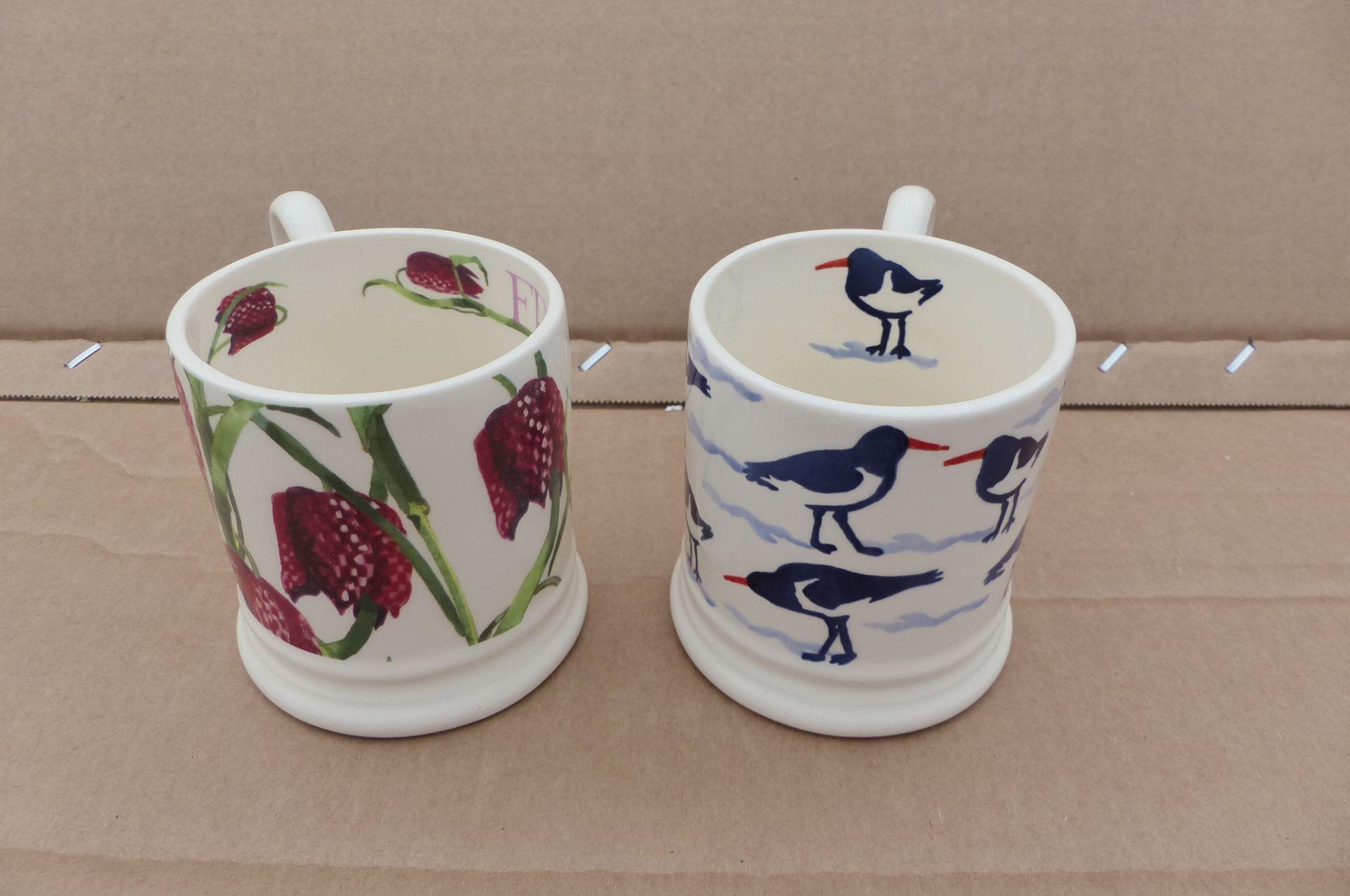 2 Emam Bridgewater mugs