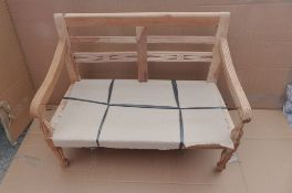 Solid Wood Children's Garden Bench *COLLECTION ONLY*