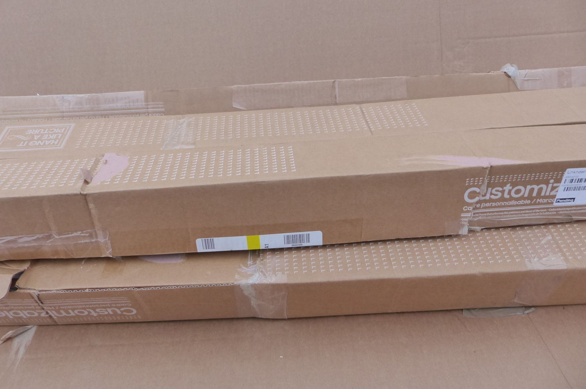 Samsung Customisable Bezel for The Frame TV