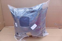 Rucomfy Indoor / Outdoor Cushion, Set of 2 Navy