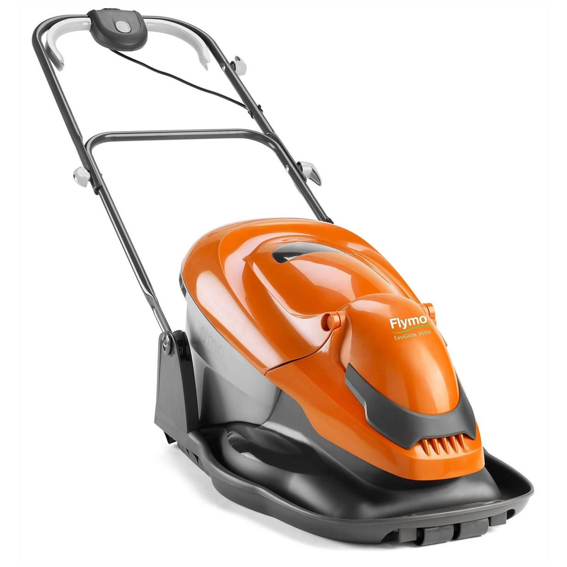 (P5) 1x Flymo EasiGlide 360V Electric Hover Lawnmower RRP £139.00.