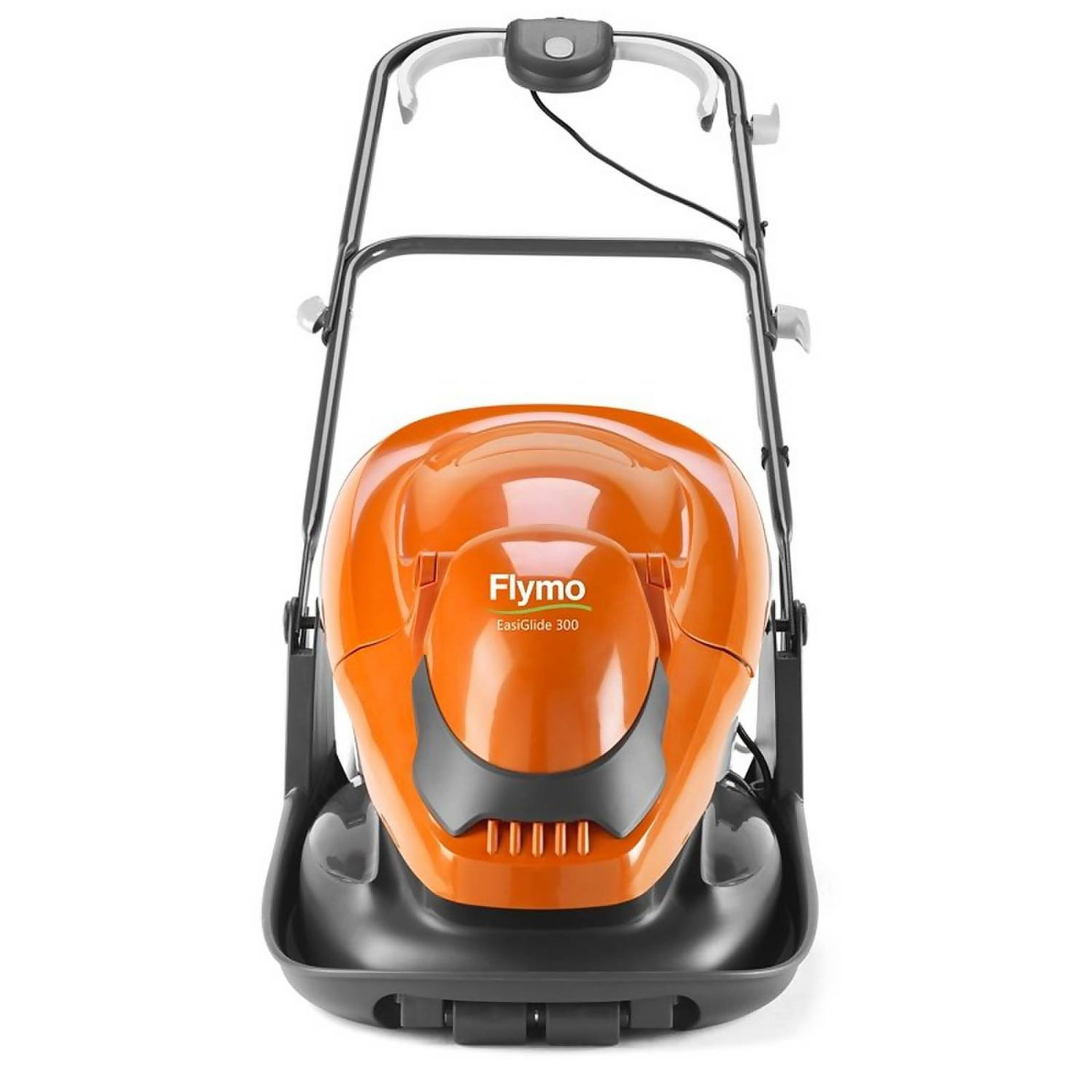 (P6) 1x Flymo EasiGlide 300 Hover Collect Lawnmower RRP £99. New Item – Damage To Box.